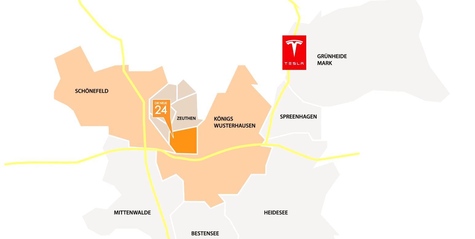 Wirtschaftsstandort im Berliner Speckgürtel