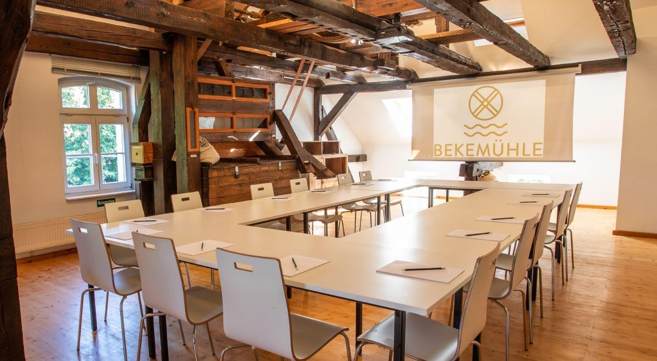 Firmen-Workshop am 16.–18. August